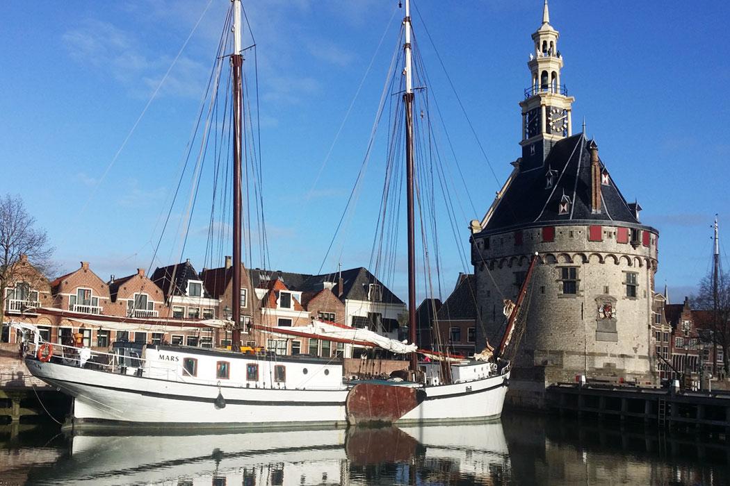 Vaartocht historische havens